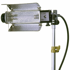 Lowel Tota Light 1000 Watts   Includes: Stand and umbrella  Daily Rental $10.00 Weekly Rental $40.00