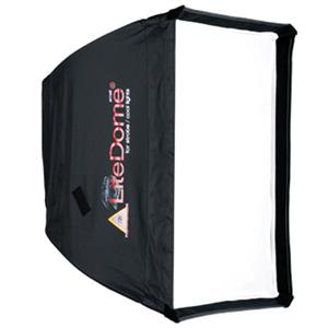 """Photoflex Large Litedome (34""""x45""""x24.5"""")   Includes: speed ring  Daily Rental Rate $15.00 Weekly Rental Rate $60.00"""