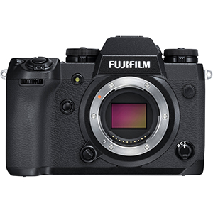 Fujifilm X-H1 Mirrorless Digital Camera (Body Only)   Daily Rental $150.00 Weekly Rental $600.00