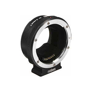 Metabones Canon EF/EF-S Lens to Sony E Mount T Smart Adapter (Fifth Generation)   Daily Rental $25.00 Weekly Rental $100.00  *Price without camera body