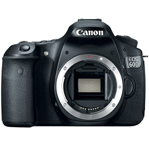 Canon EOS 60D Digital SLR (Body Only)  Daily Rental $50 Weekly Rental $200