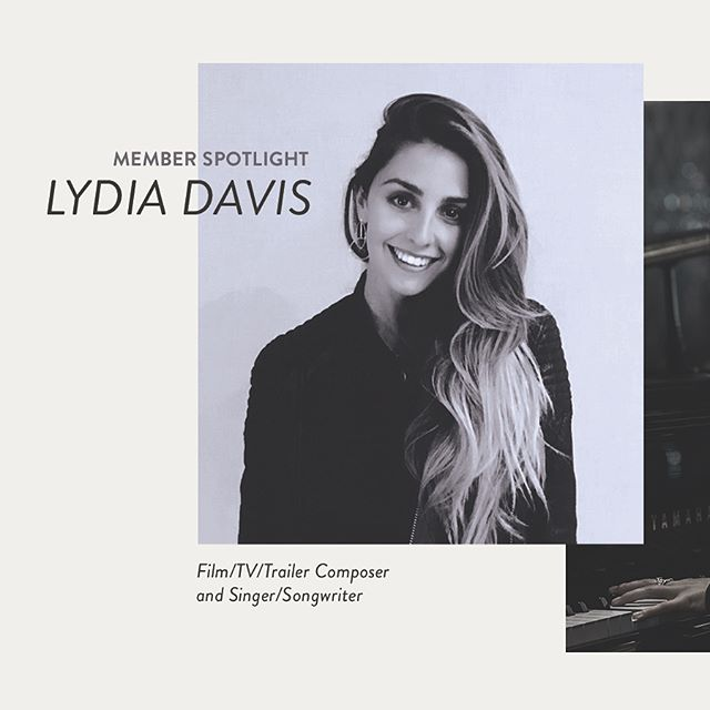 Lydia Davies gave us the scoop on what it's like to be a female composer in the music industry. She recently worked with us to create the score for our #IResolve film as well as scores for Wonder Woman and Beauty and the Beast. Lucky us!! Check out the interview on our blog. #broadswelove #tbememberspotlight #thebroadexchange #femalecomposer #female #workingwoman #musicindustry #wonderwoman #beautyandthebeast