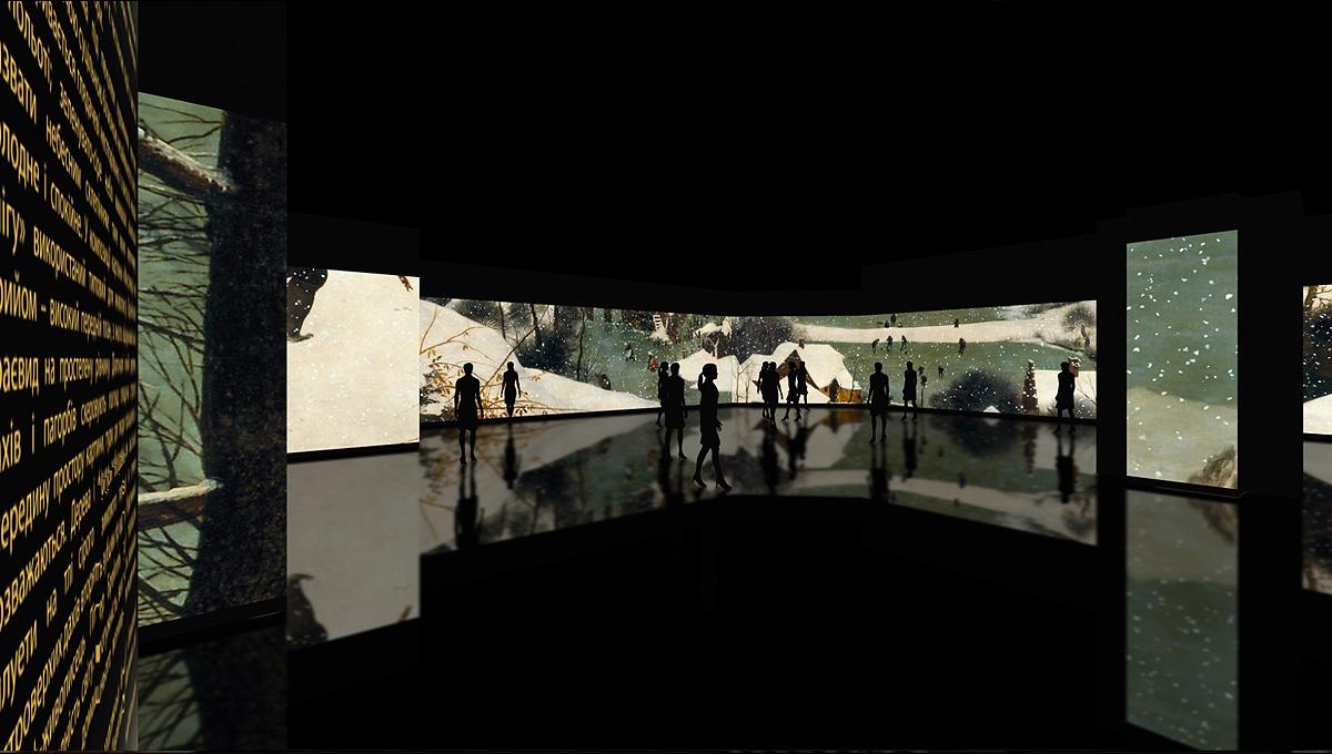 Realtime Previz  source:   Front Pictures' Multimedia Renaissance