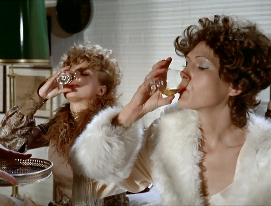 Film still from THE BITTER TEARS OF PETRA VON KANT