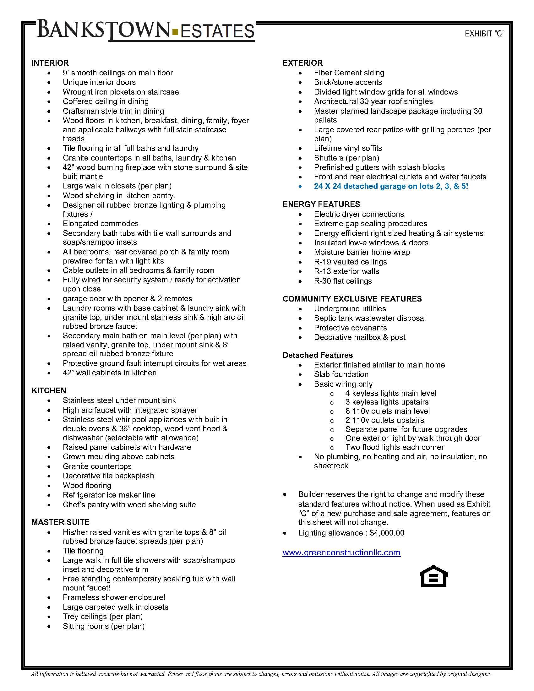 05.25.17 - Bankstown Estates Standard Features.jpg