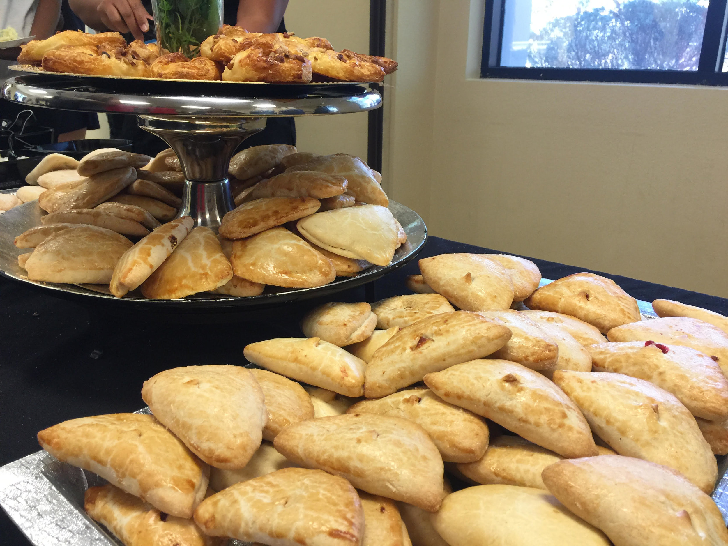 Empanadas (Turnovers) for Northwest Career College