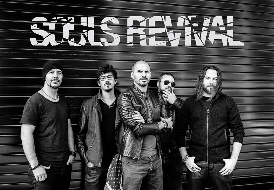 Marc Friedrich , Drums,  Stefan Schroff , Guitar,  Gianni Pontillo  Vocals,  Yannick Schmidt , Bass  Sandro Pellegrini , Guitar