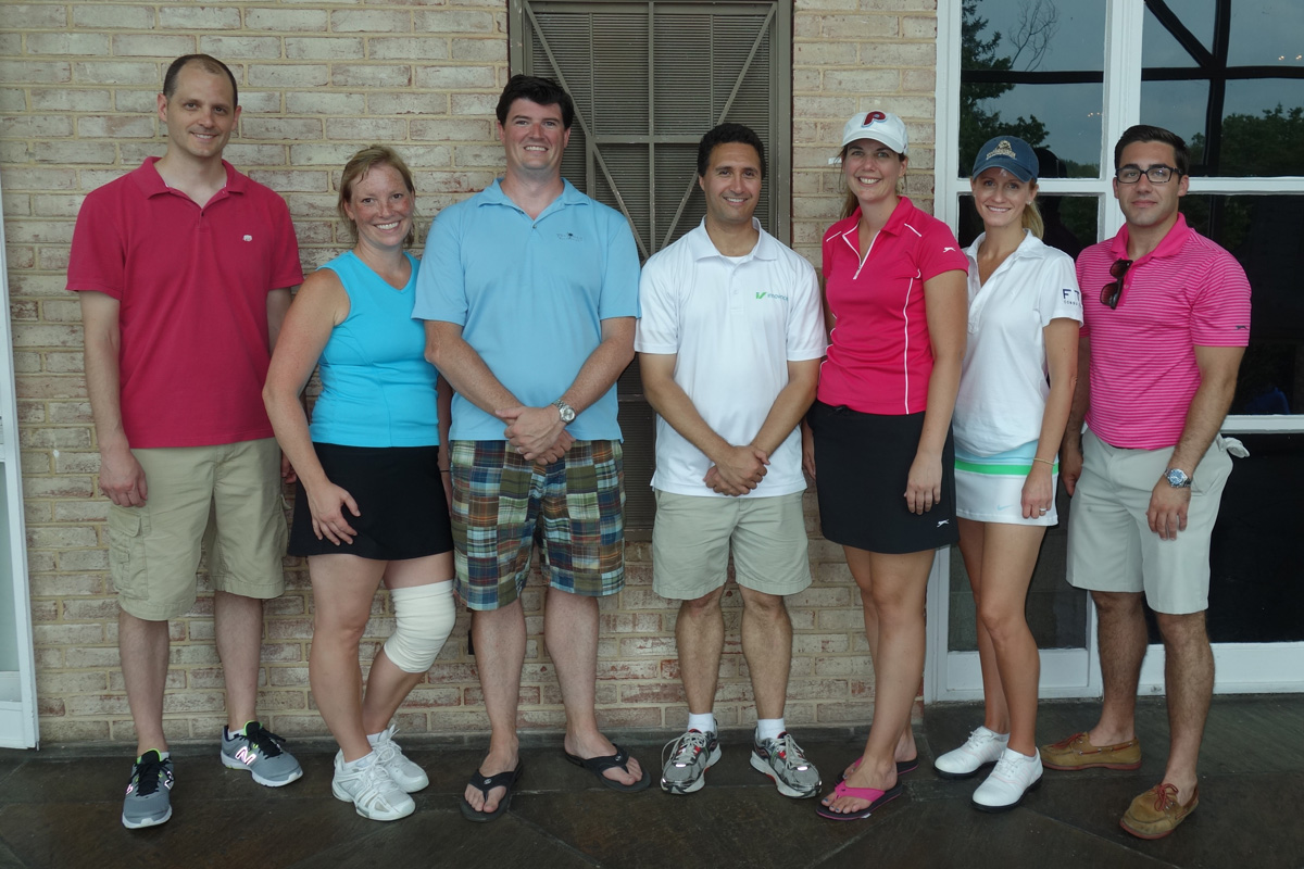 The Committee chairs for the 2015 Combined Campaign Cup