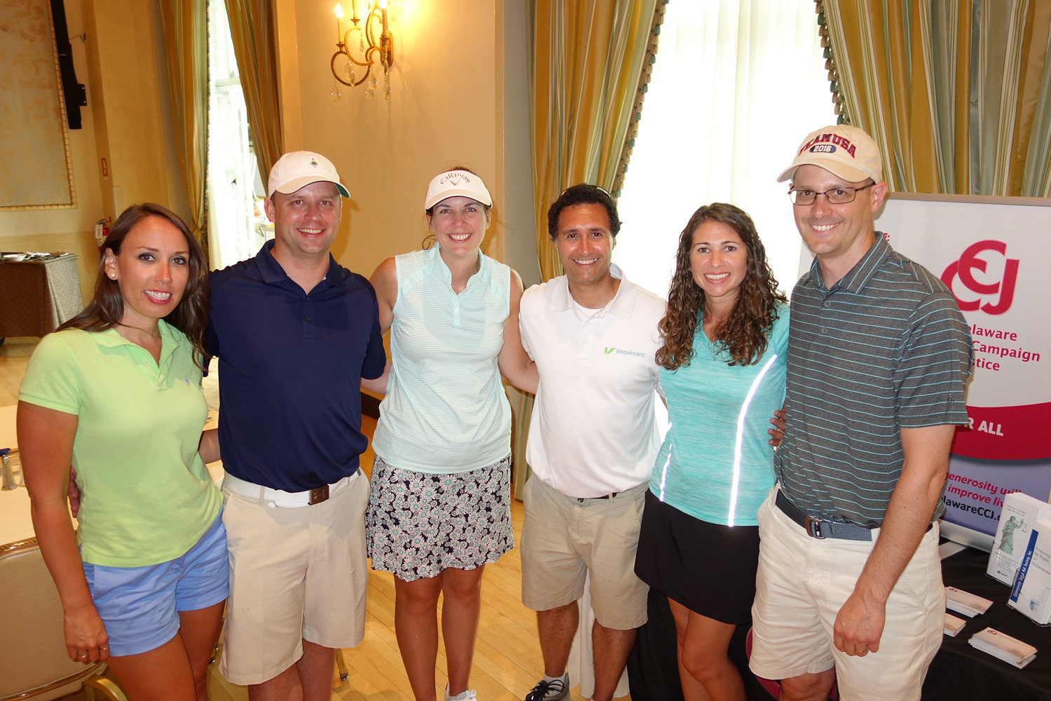 Committee Chairs (left to right): Jennifer Rutter, Esquire, Kevin Conner, Esquire, Julie Yeager, Esquire, Charlie Vincent, Esquire, Jaclyn Quinn, Esquire and Jason Stoehr.