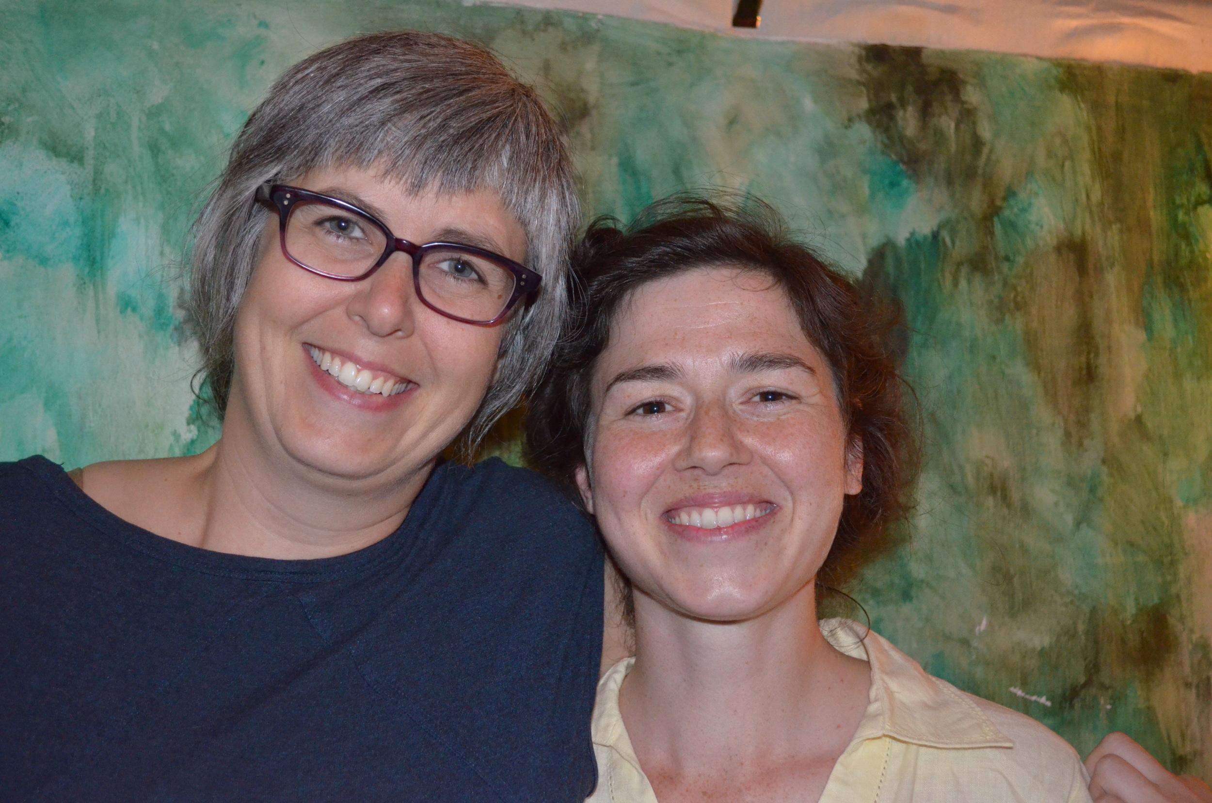 Tania Gill & Amanda Balsys