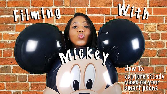 See how #MickeyMouse helped me deliver beautiful #video! Find me on Facebook to check it out. /itsmyflicks
