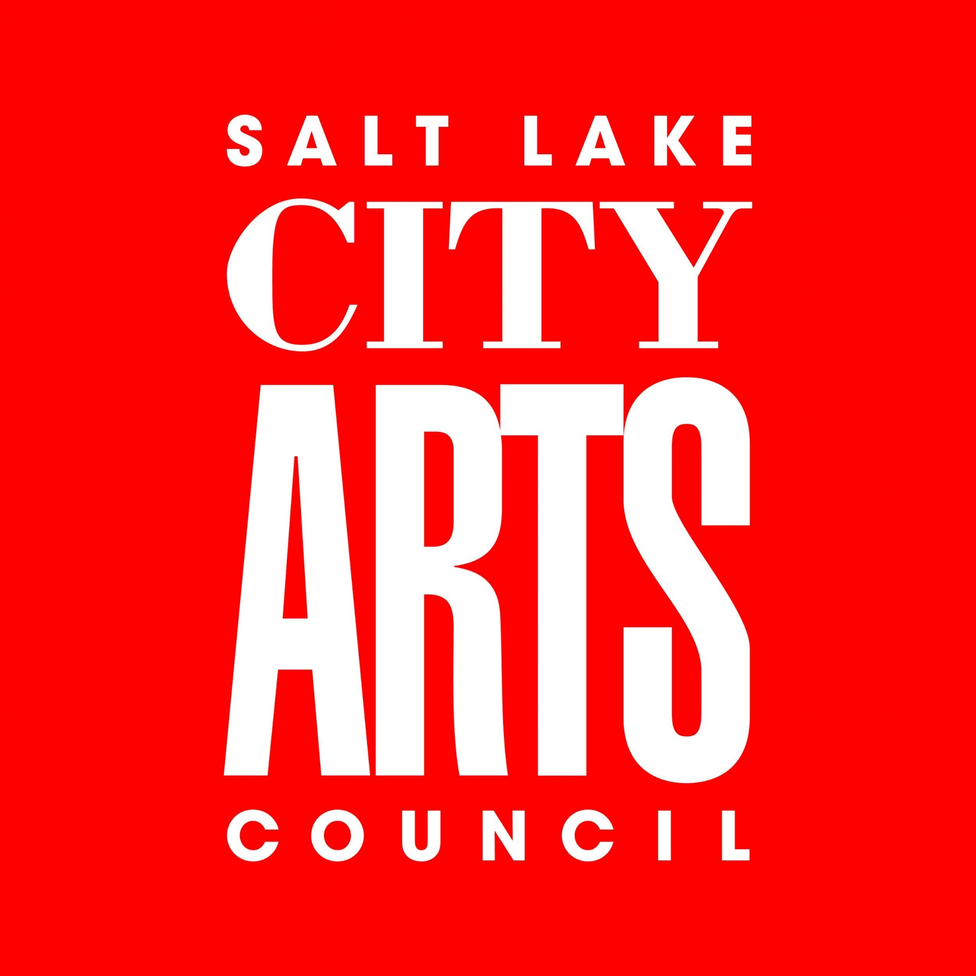 SLC Arts Council logo, the sponsor for these classes!