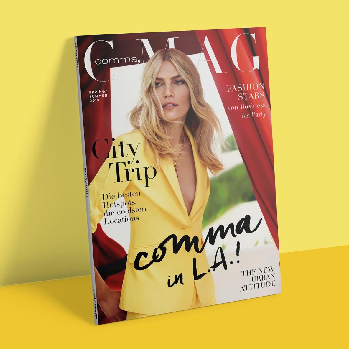 comma Magazine C-MAG