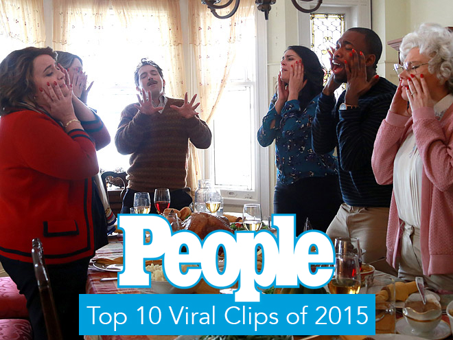 "People Magazine named ""A thanksgiving Miracle"" one of 2015's most viral moments"
