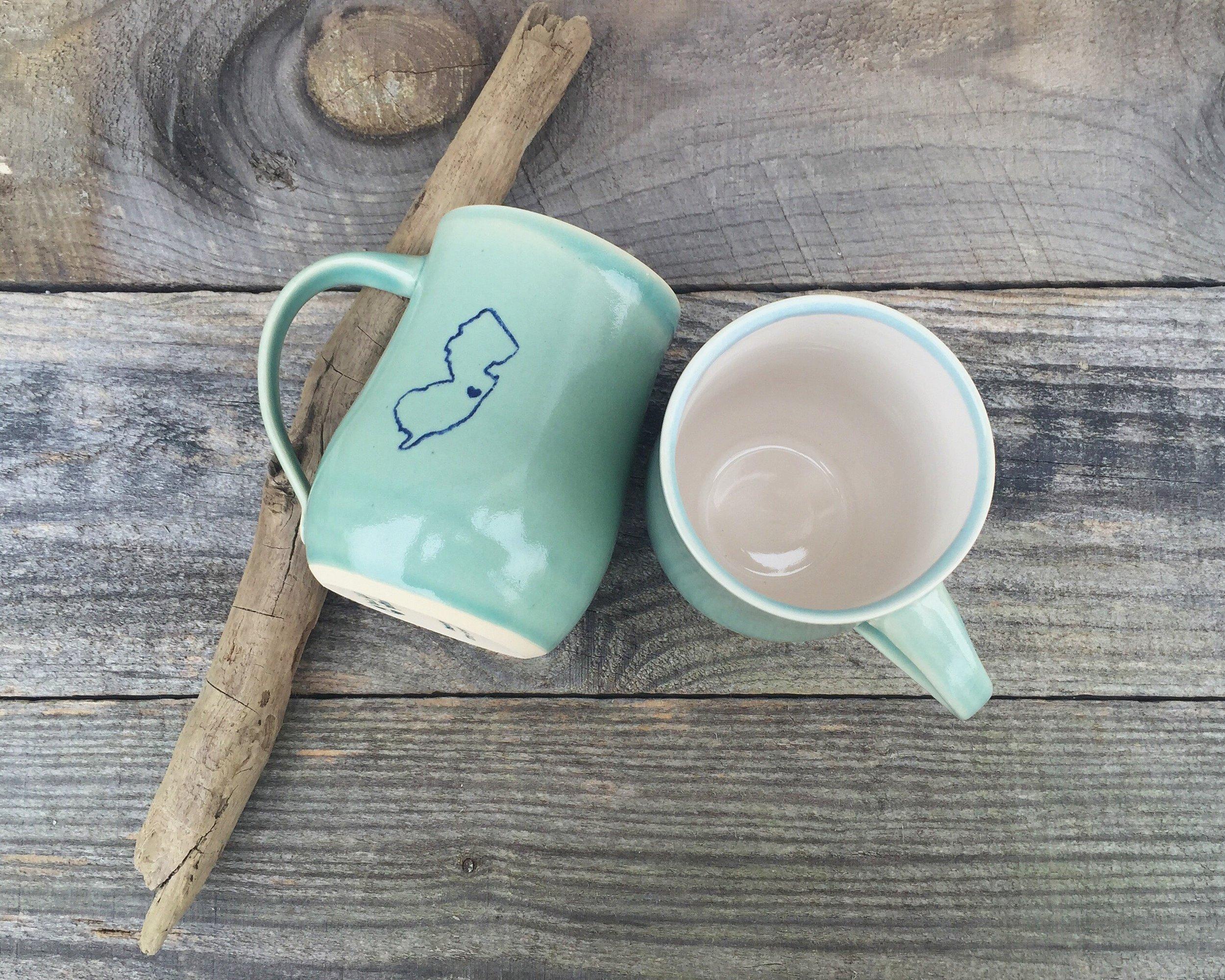 Jersey Love Mugs