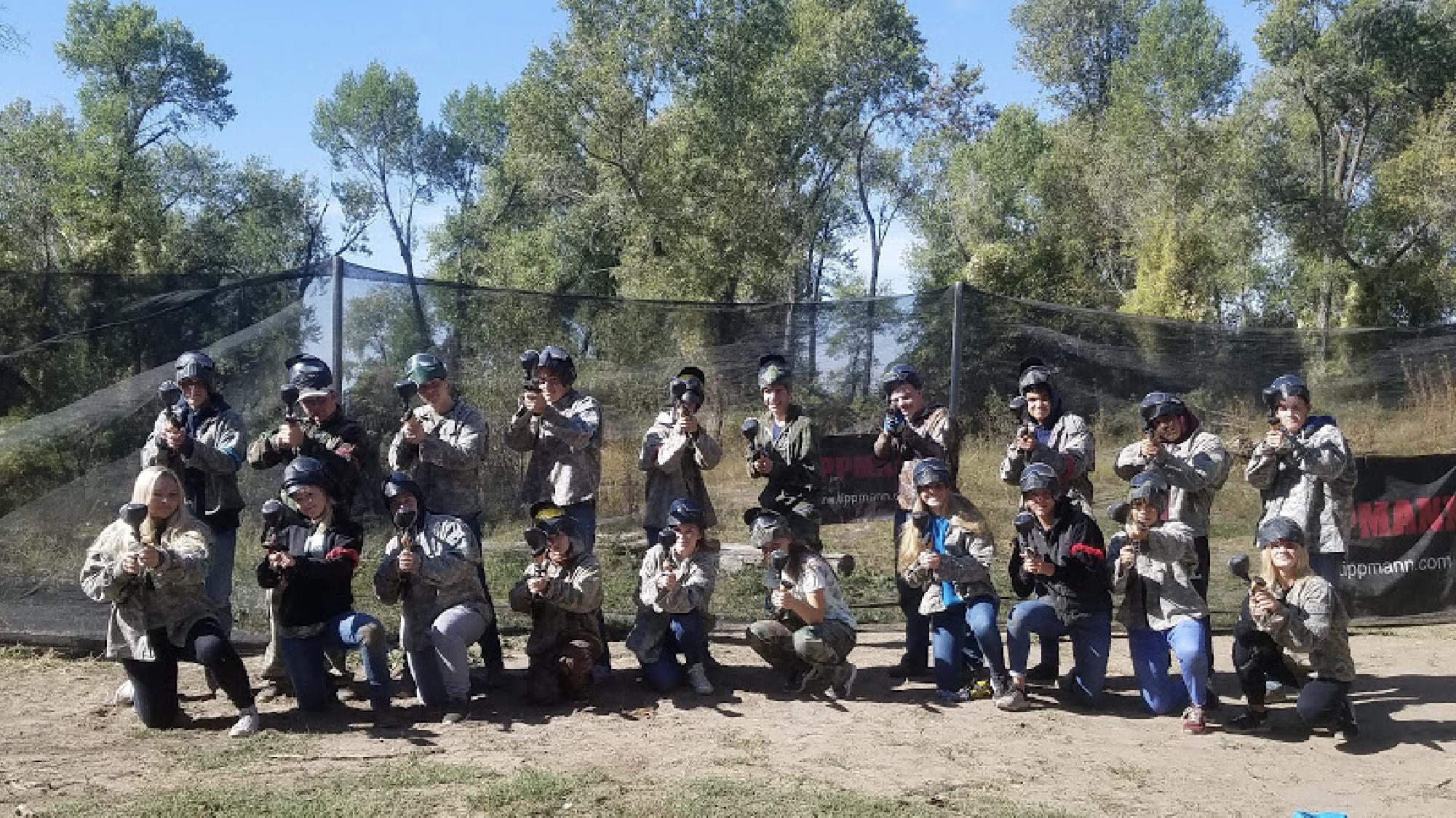 We had groups from Idaho Falls, Ashton, Rigby and Rexburg on Saturday