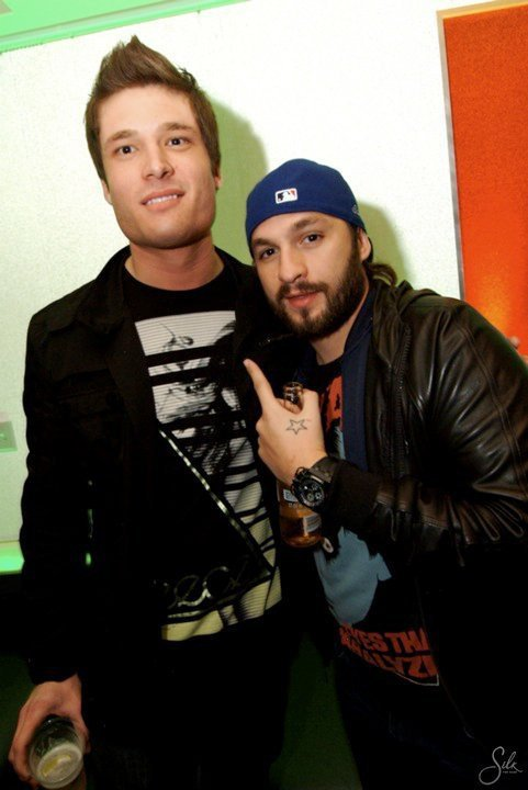 Erik Till and Steve Angello