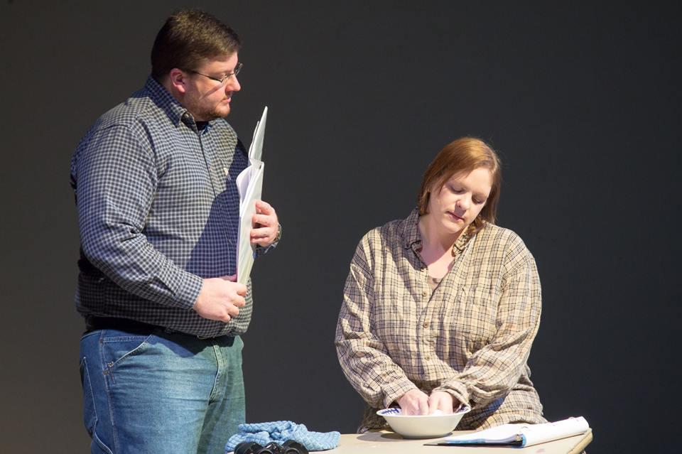 Jared Cole and Christine Williams