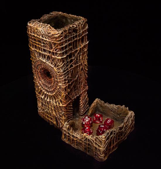 Dice Tower Prototype