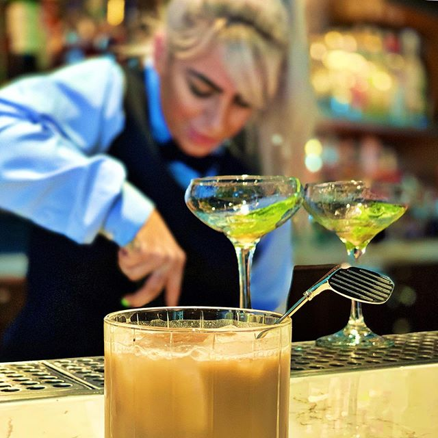 #drynkwaredoesvegas Chapter 4: Sometimes we stir coffee, sometimes we stir cocktails.  Sometimes we stir coffee cocktails served by @ladygaga  #originalhipstirrer #playwithyourcocktail #golfclub #golflove #golflover #golfer #golf #coffee #espresso #coffeecocktails #lasvegas #vegas #vivalasvegas #stirinstyle #cocktails #beercocktails #bellagio  @titosvodka @bellagio