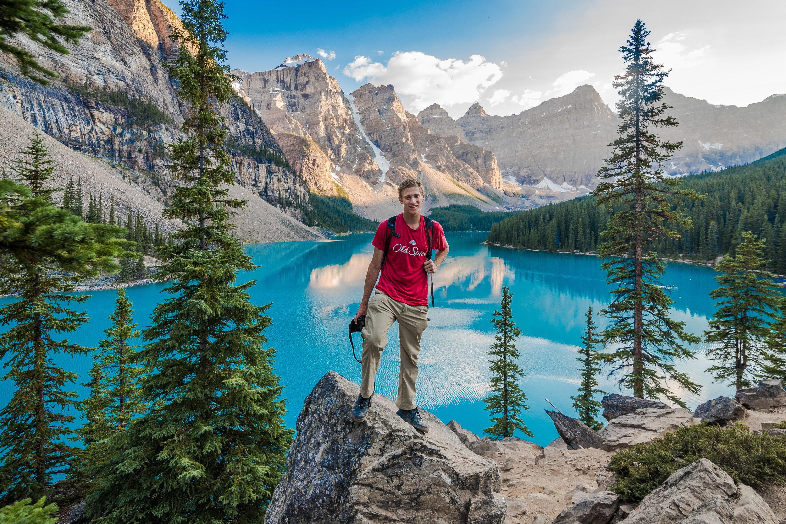 Chase Guttman Adventurer