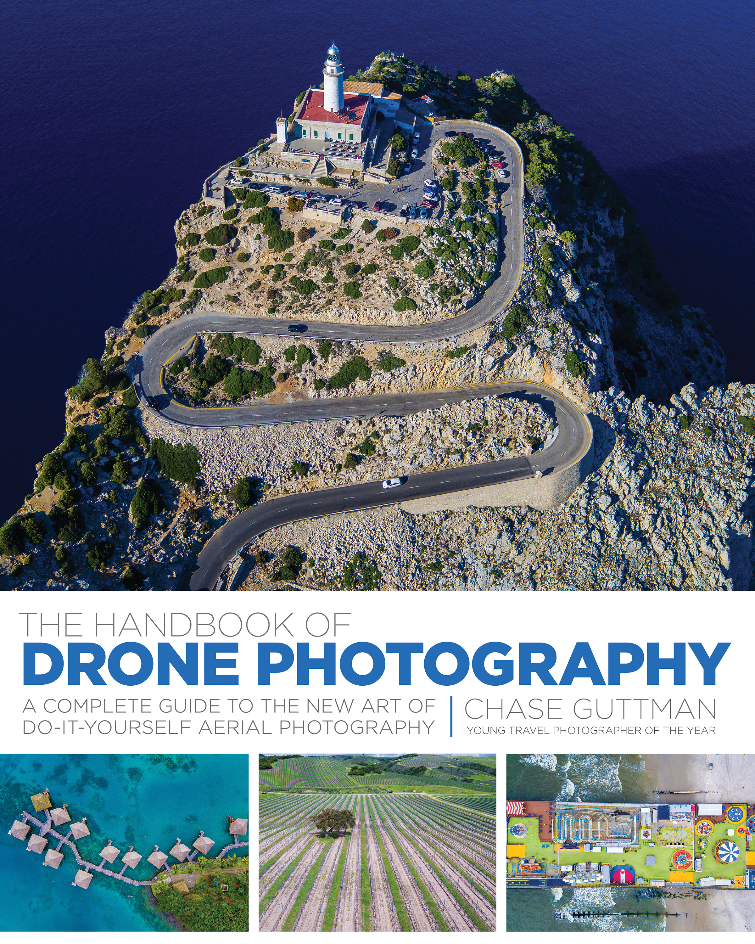 Handbook of Drone Photography Cover