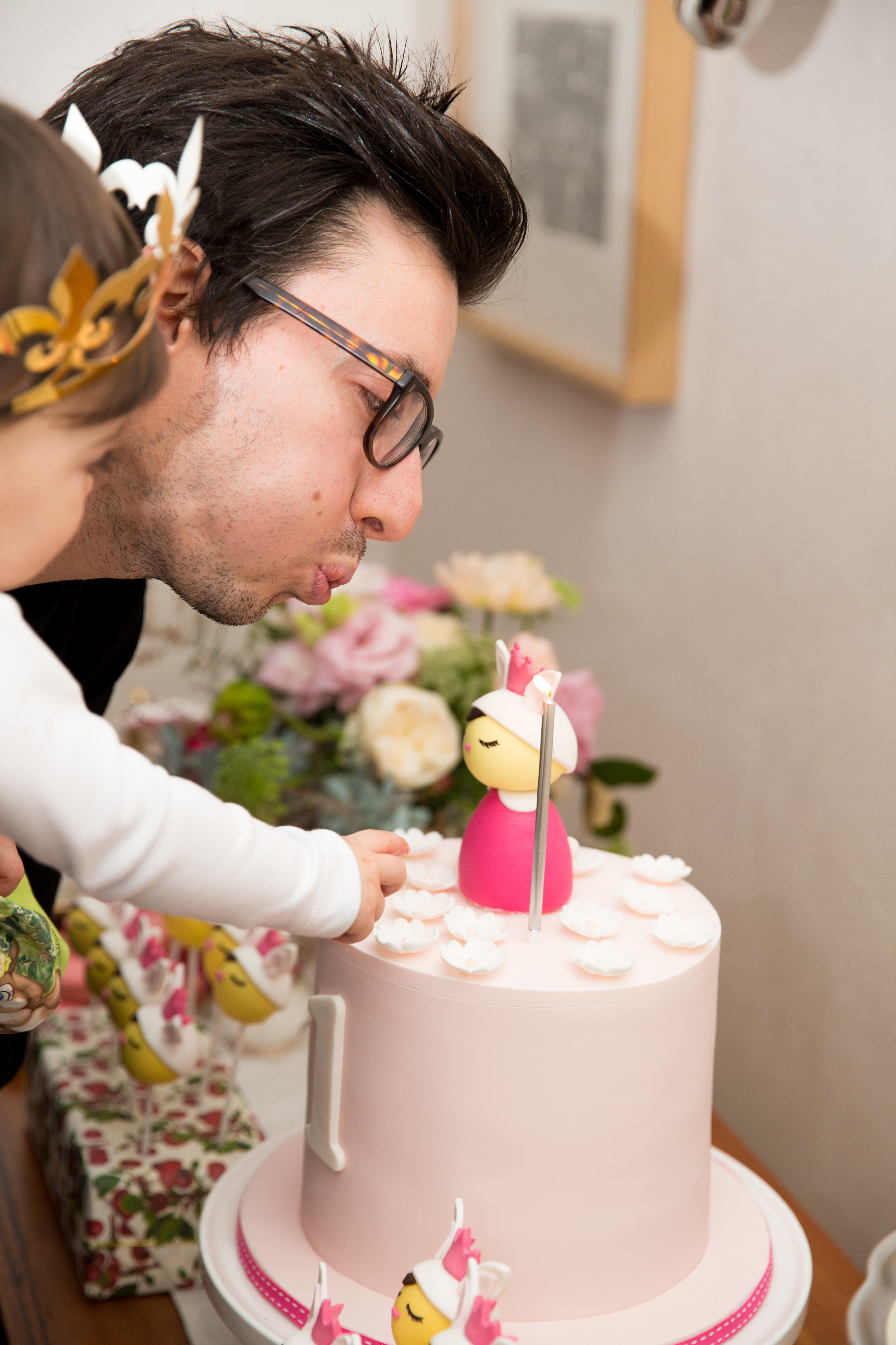 Hazel's 1st Birthday -