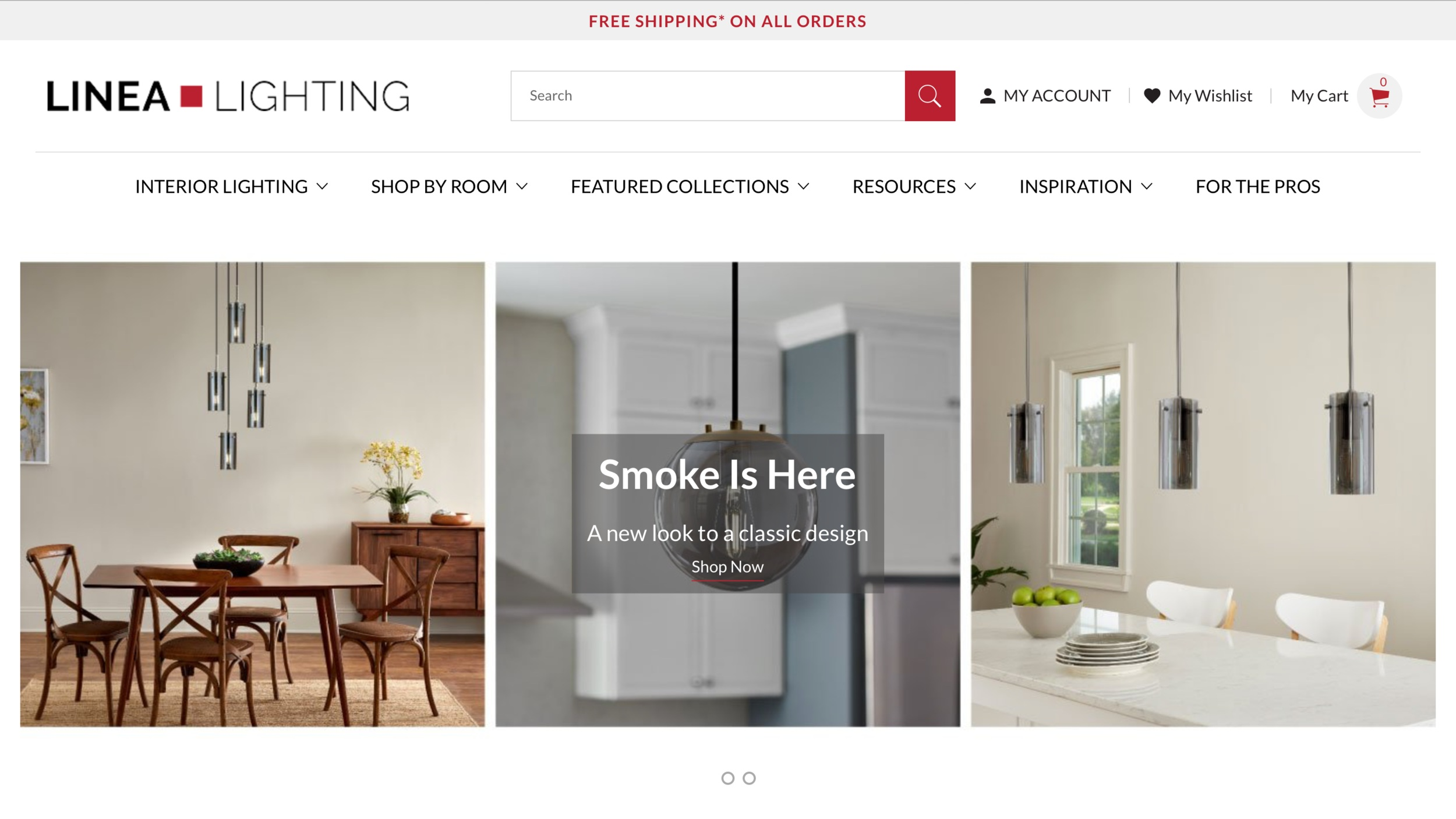 Chicago's best marketing agency for home decor and consumer product businesses. https://lineadiliara.com