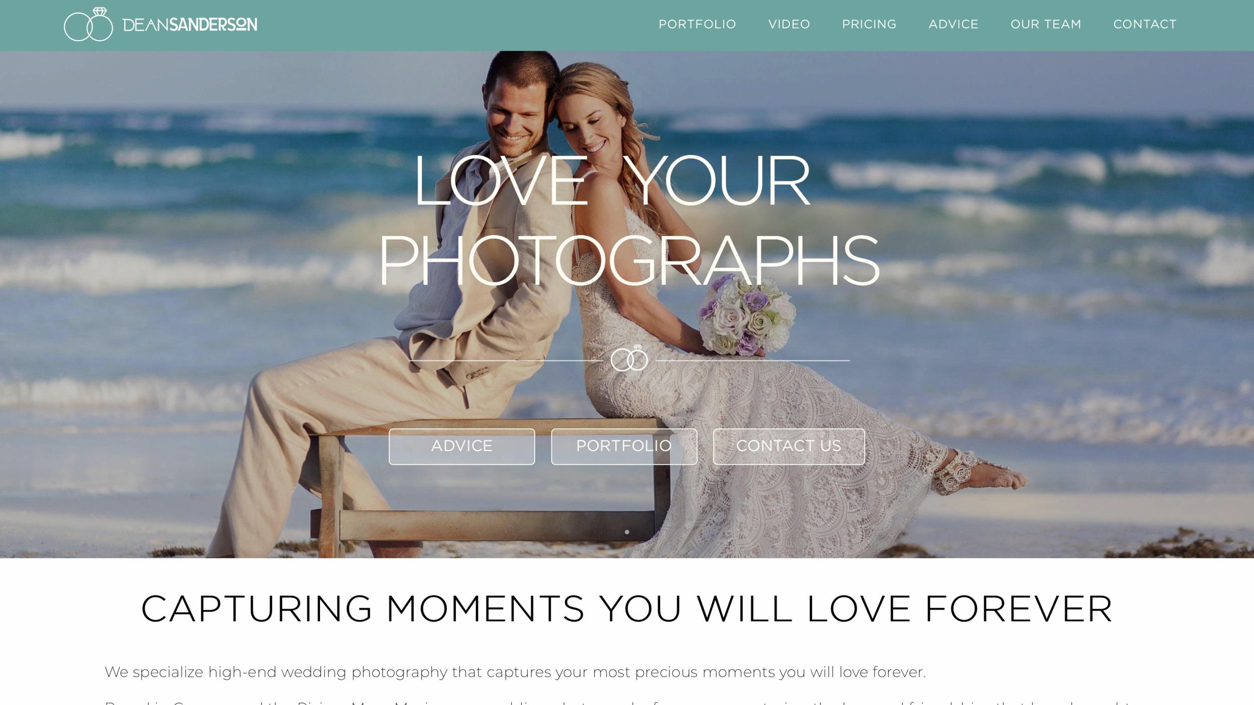 Best Pinterest Marketing for the wedding industry. Dean Sanderson Weddings https://deansandersonweddings.com