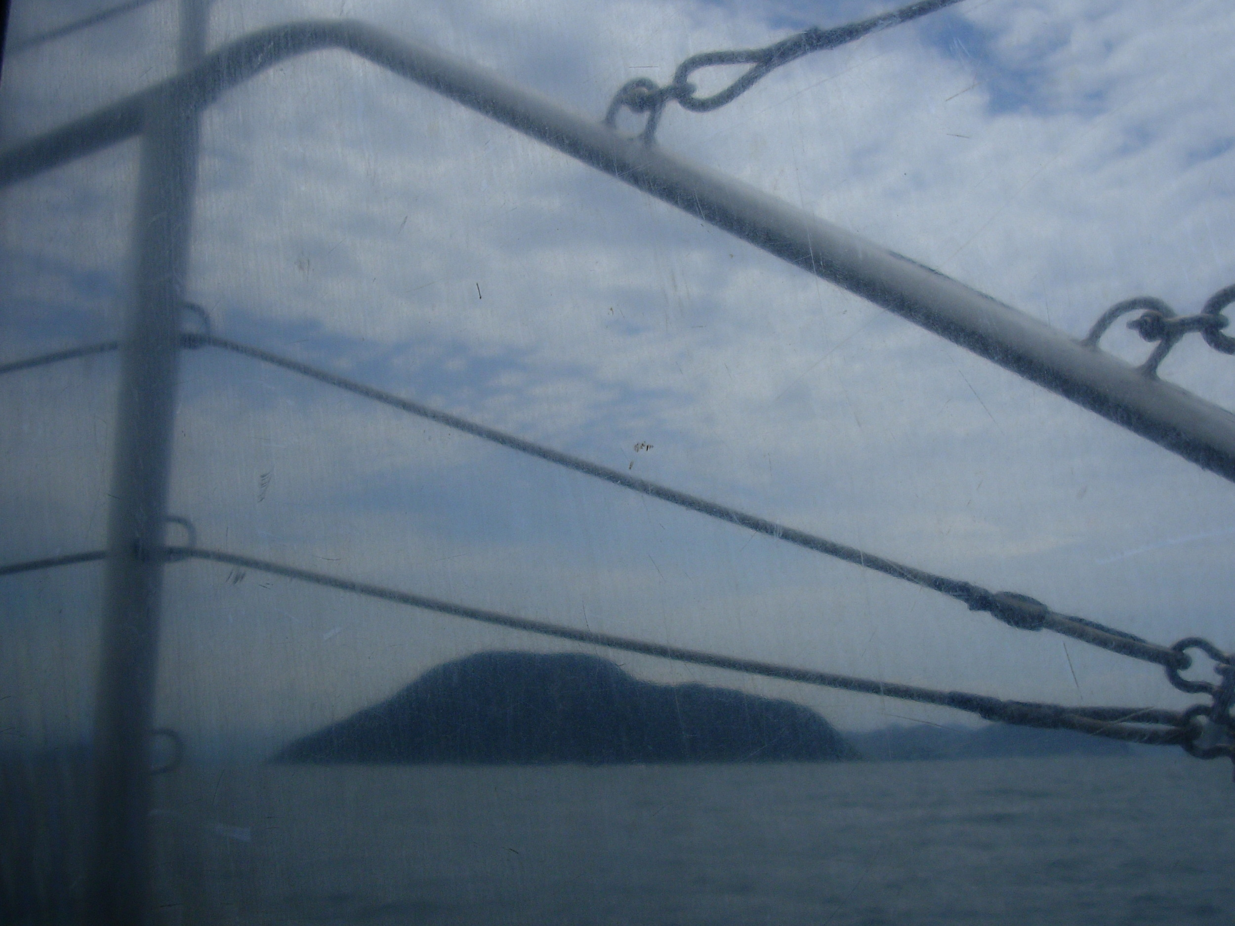 taking the ferry from Busan to Fukuoka