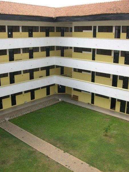 International Students Hostel, University of Ghana