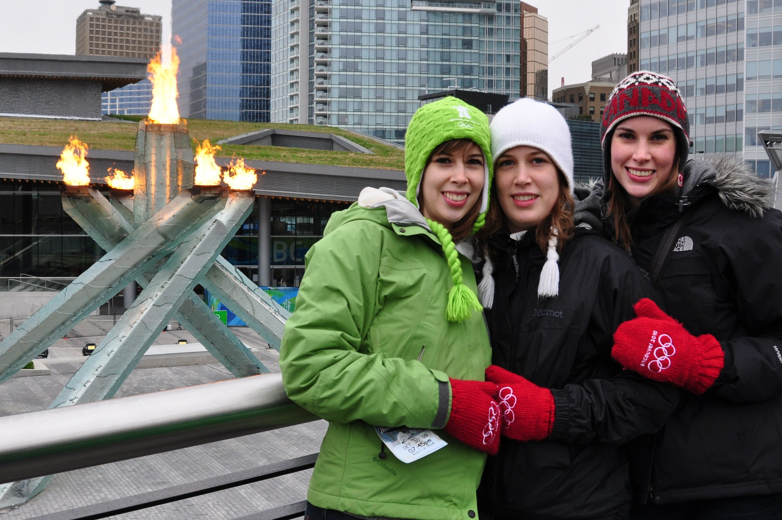 During the Vancouver 2010 Winter Olympics, my sisters and I were tourists. I want that feeling every weekend.