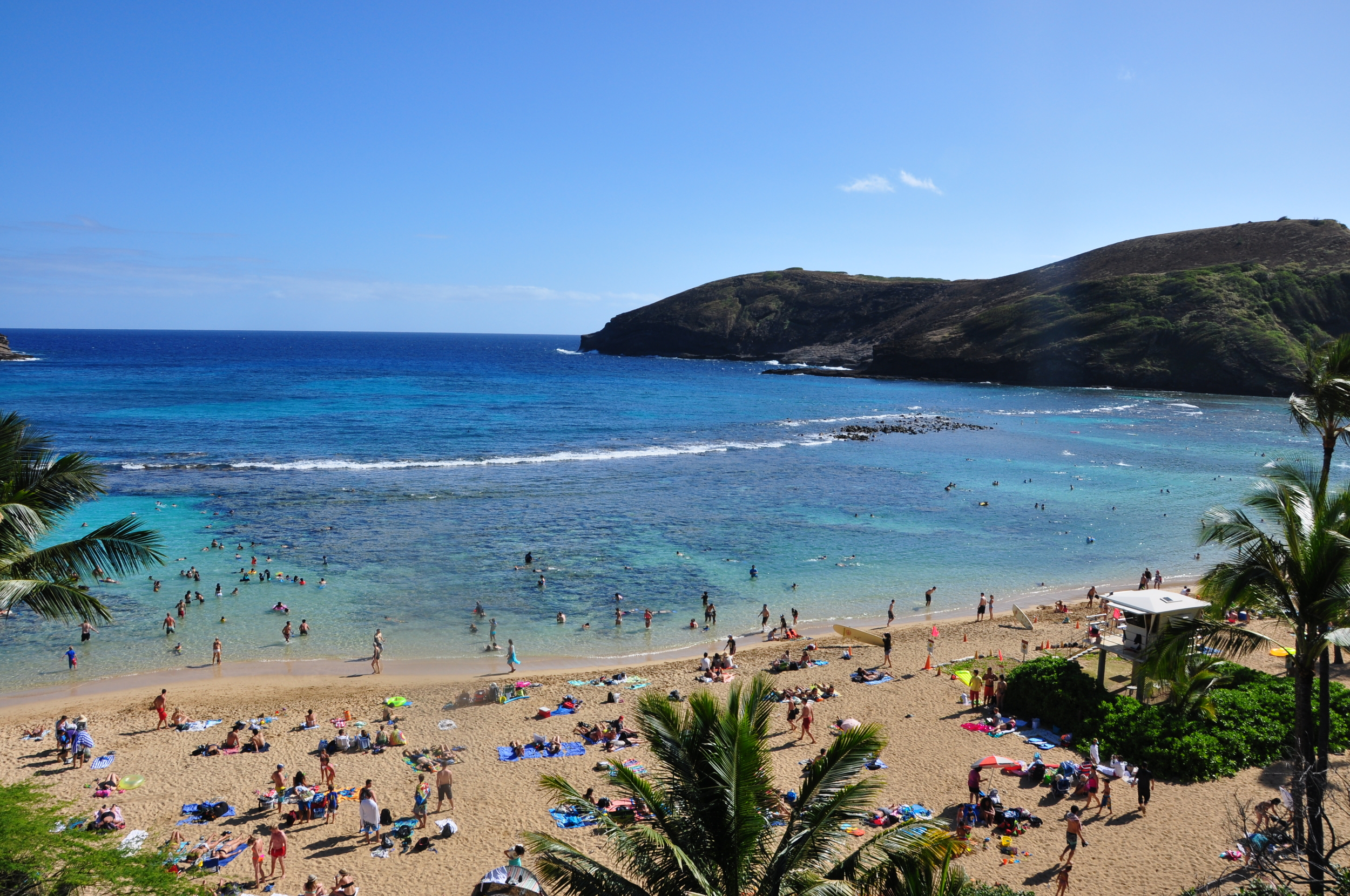 Hanauma Bay in 2016