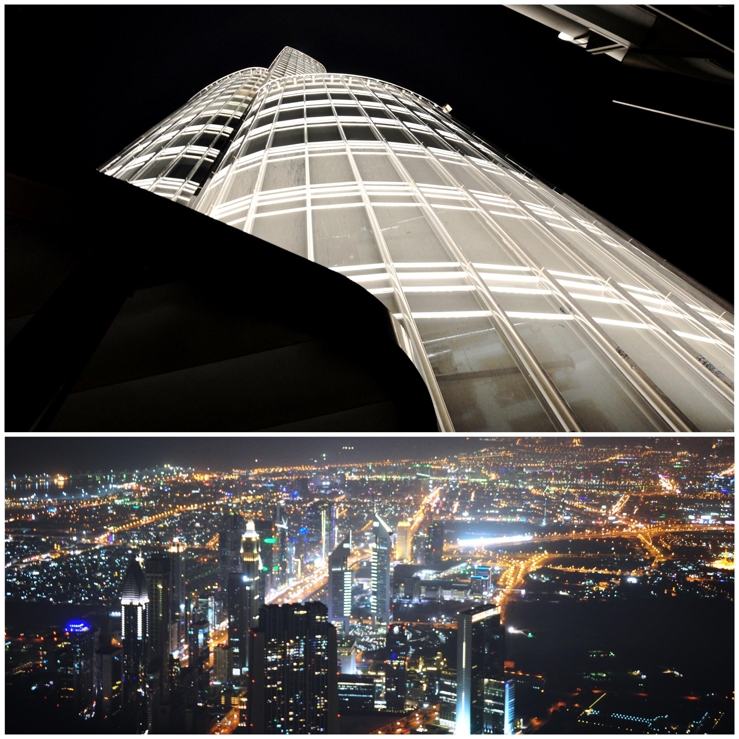 Dubai's Burj Khalifa