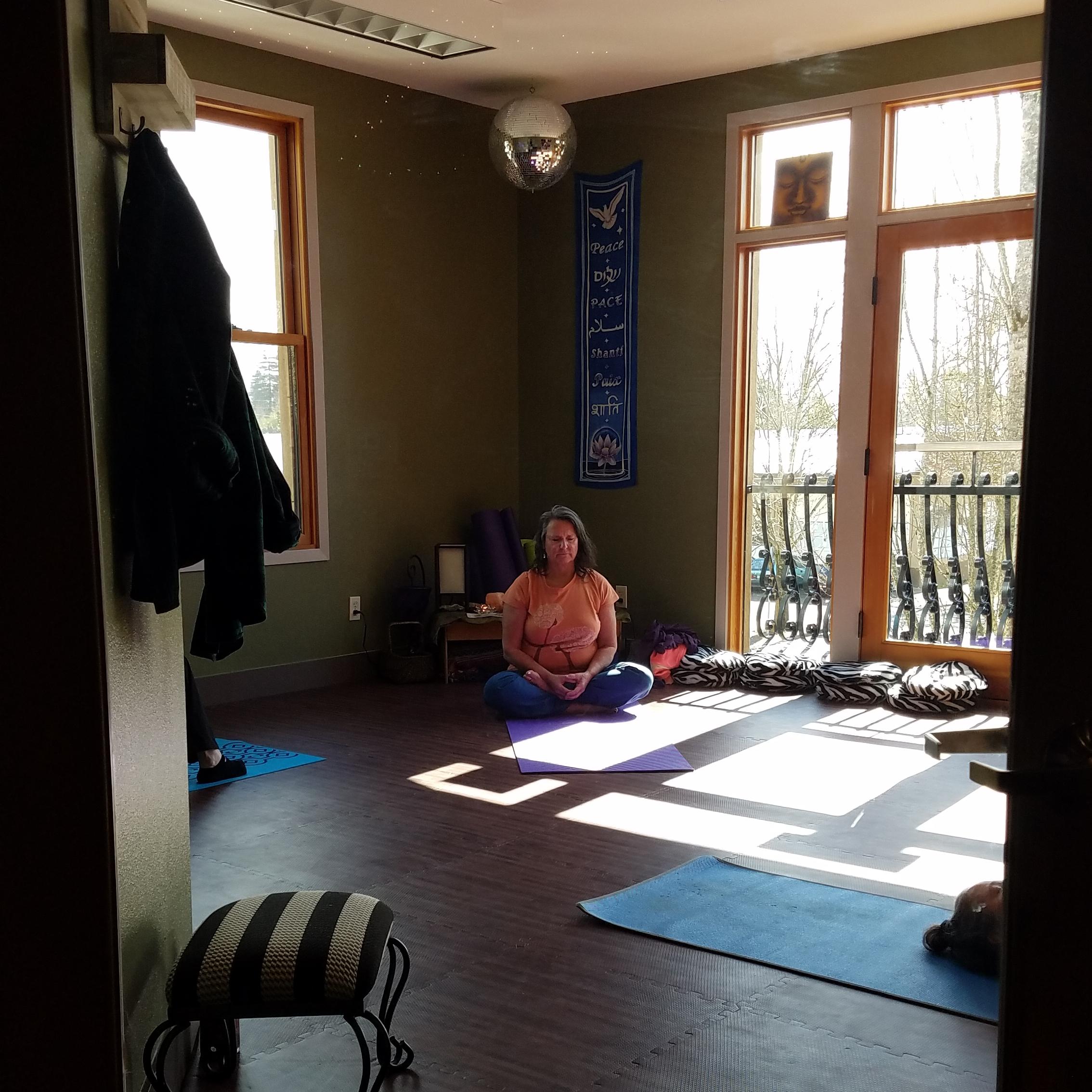 Yoga classes, relaxing & unique