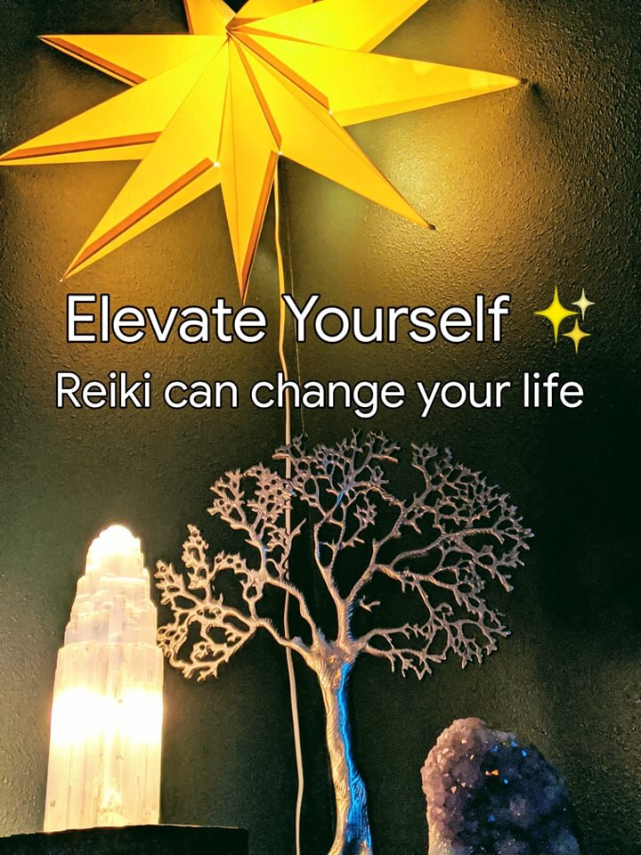 Reiki / Hypnotherapy / Energy Work — Breathe Body & Spa
