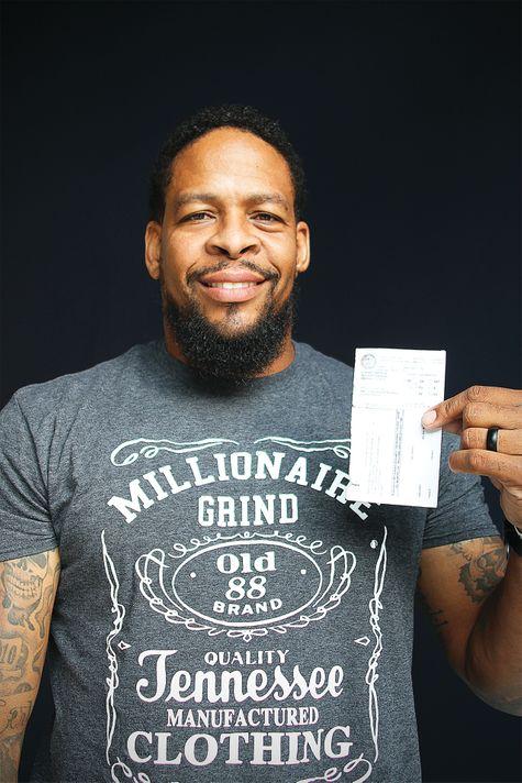 Memphis man aims to educate others about disenfranchisement