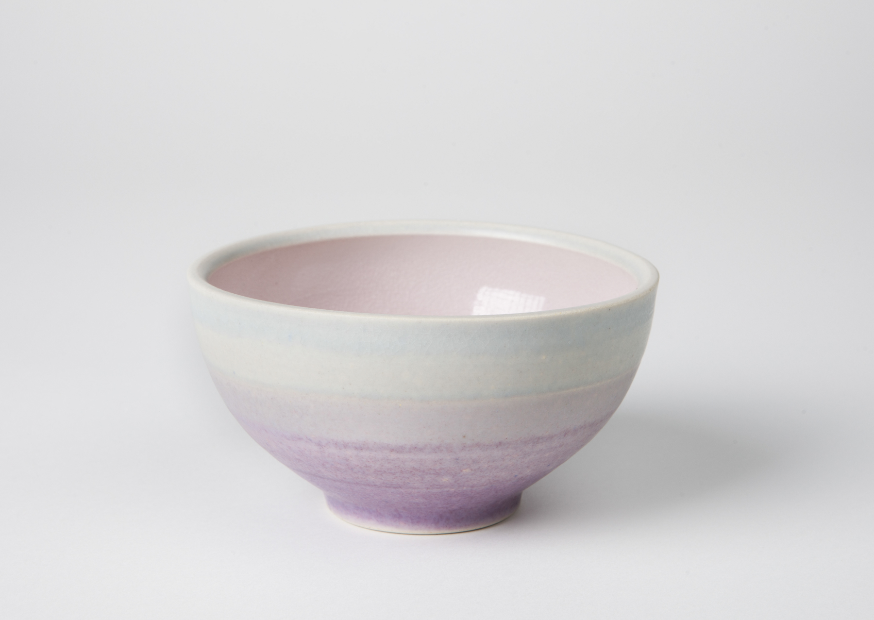 sister bowl, cone 9 oxidation porcelain
