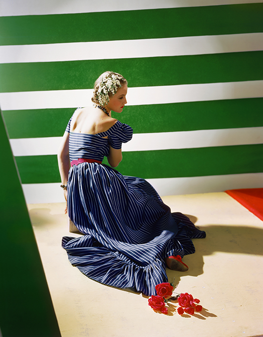 Dress, by Hattie Carnegie (1939) Conde Nast Horst Estate