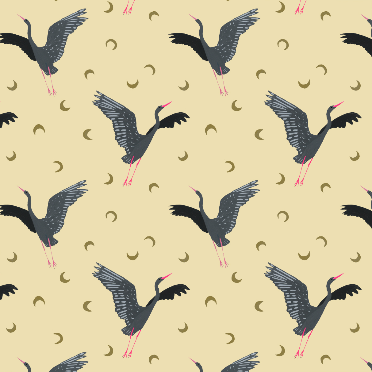grey black heron pattern flat.jpg