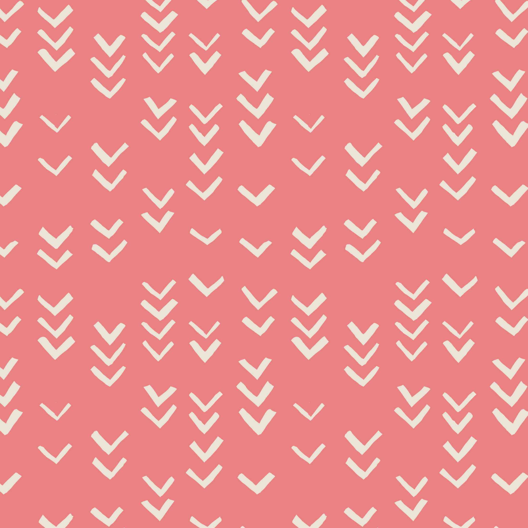 very abstract seagulls pattern