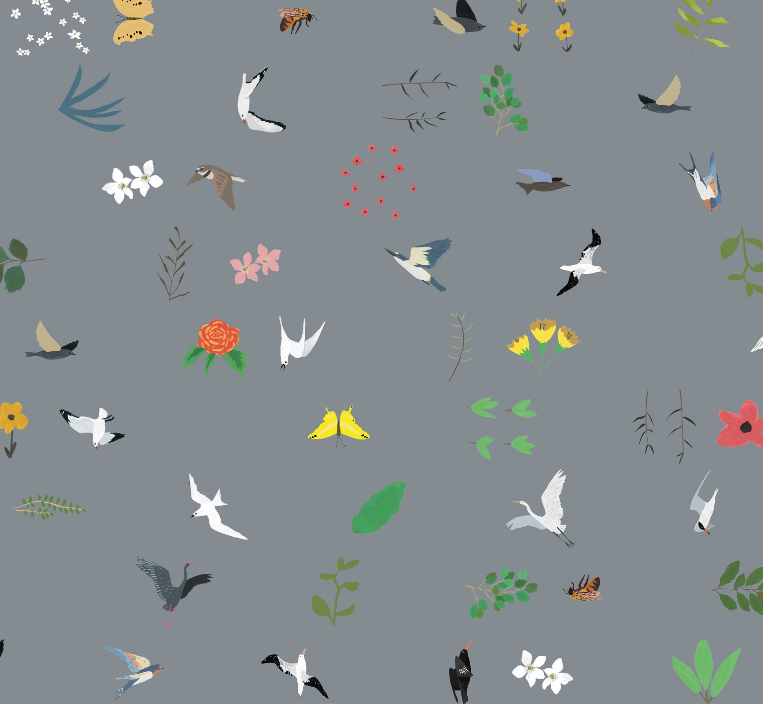 melissa boardman nature mash pattern grey.jpg