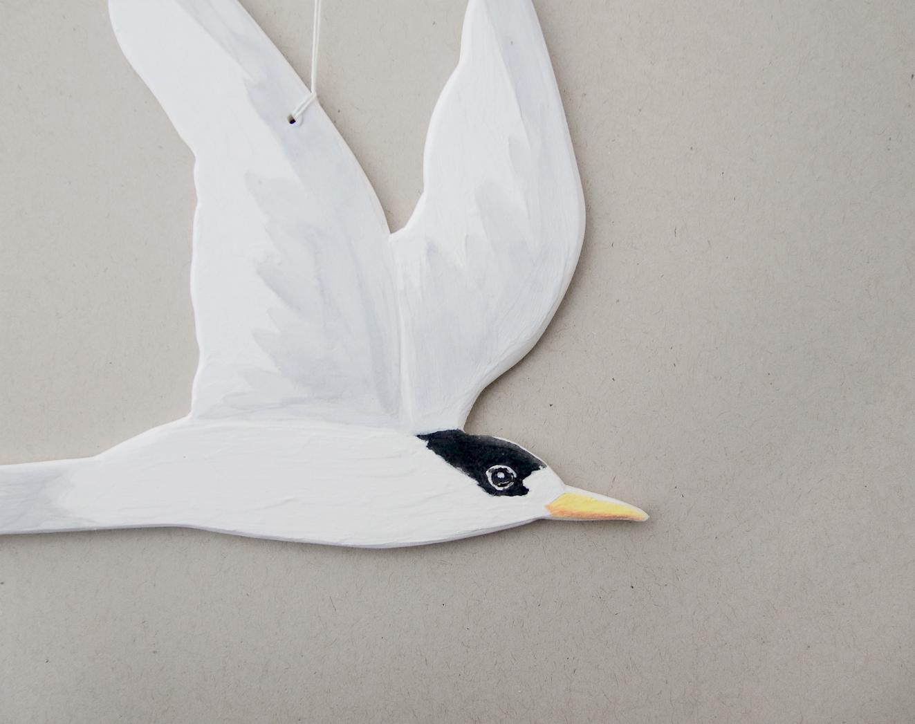 fairy tern ceramic mobile hanging 04.jpg