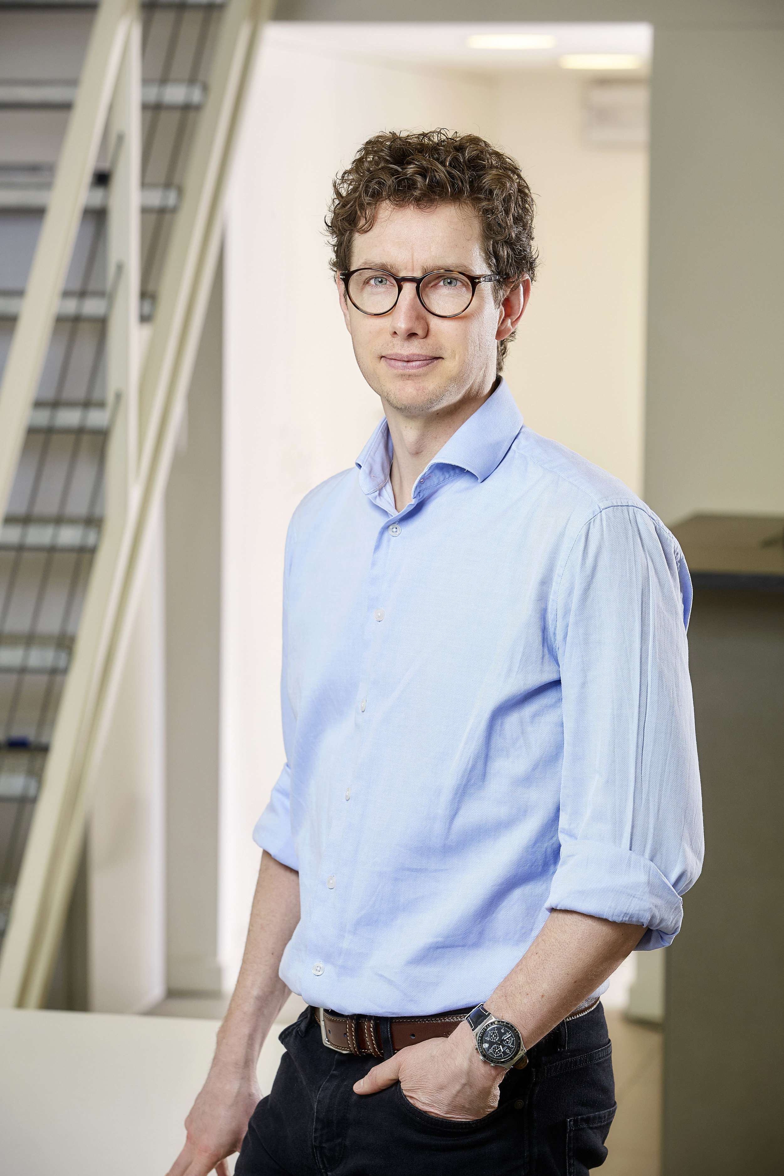 Marcel van de Hoef,  finance & technology lead