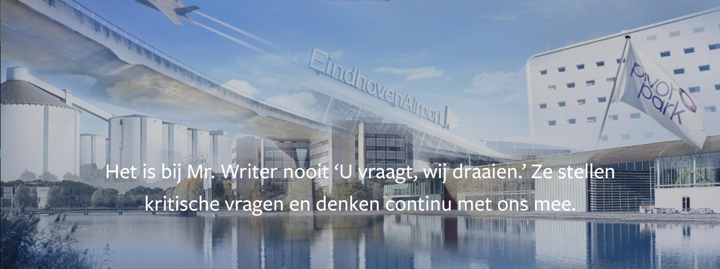 Nieuwe content- en communicatiestrategie voor de Brabantse Ontwikkelingsmaatschappij.