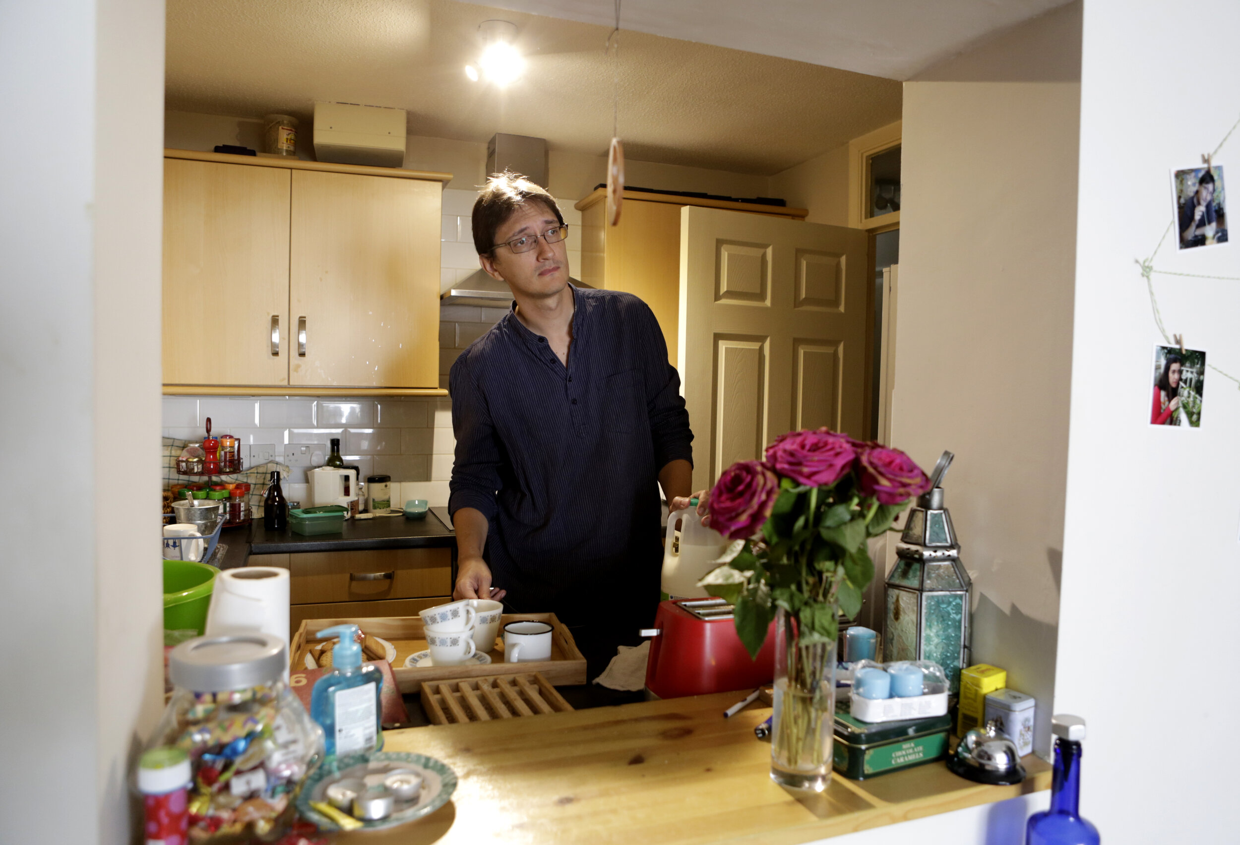 AT HOME - STORIES ON IMMIGRATION