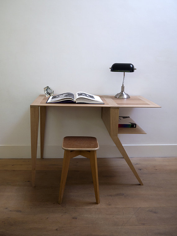 One of a kind desk from Etsy