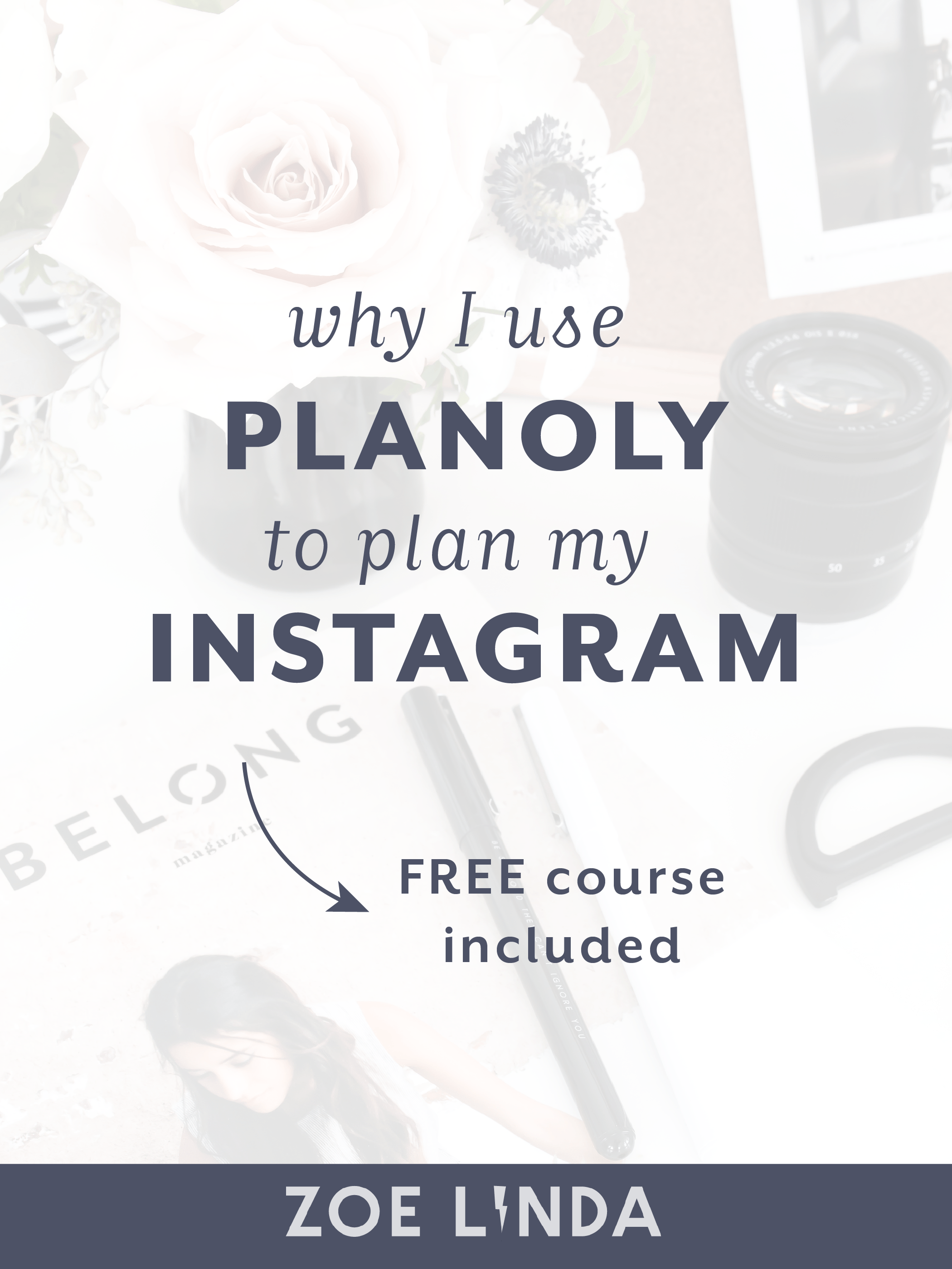 Why I Use Planoly To Plan My Instagram | Instagram scheduling can be a hassle and confusing as heck. But I use a programme that simplifies all of this and makes it crazy easy to regram, track comments and monitor analytics. Click through to learn more about Planoly to grow your Instagram account and define your theme!