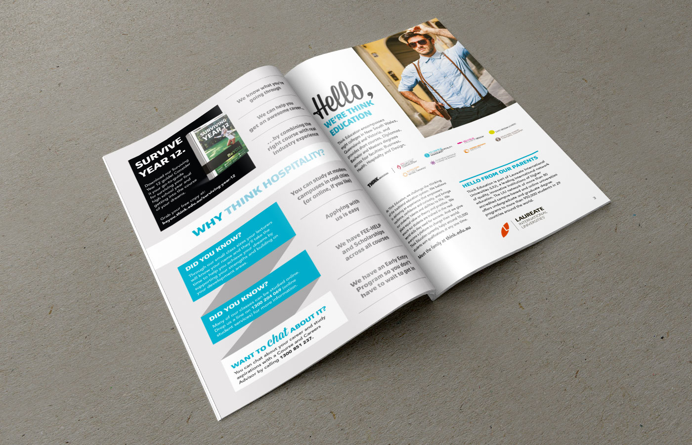 Think-Education-Design-Finished-Art-Brochure-Hospitality-Spread