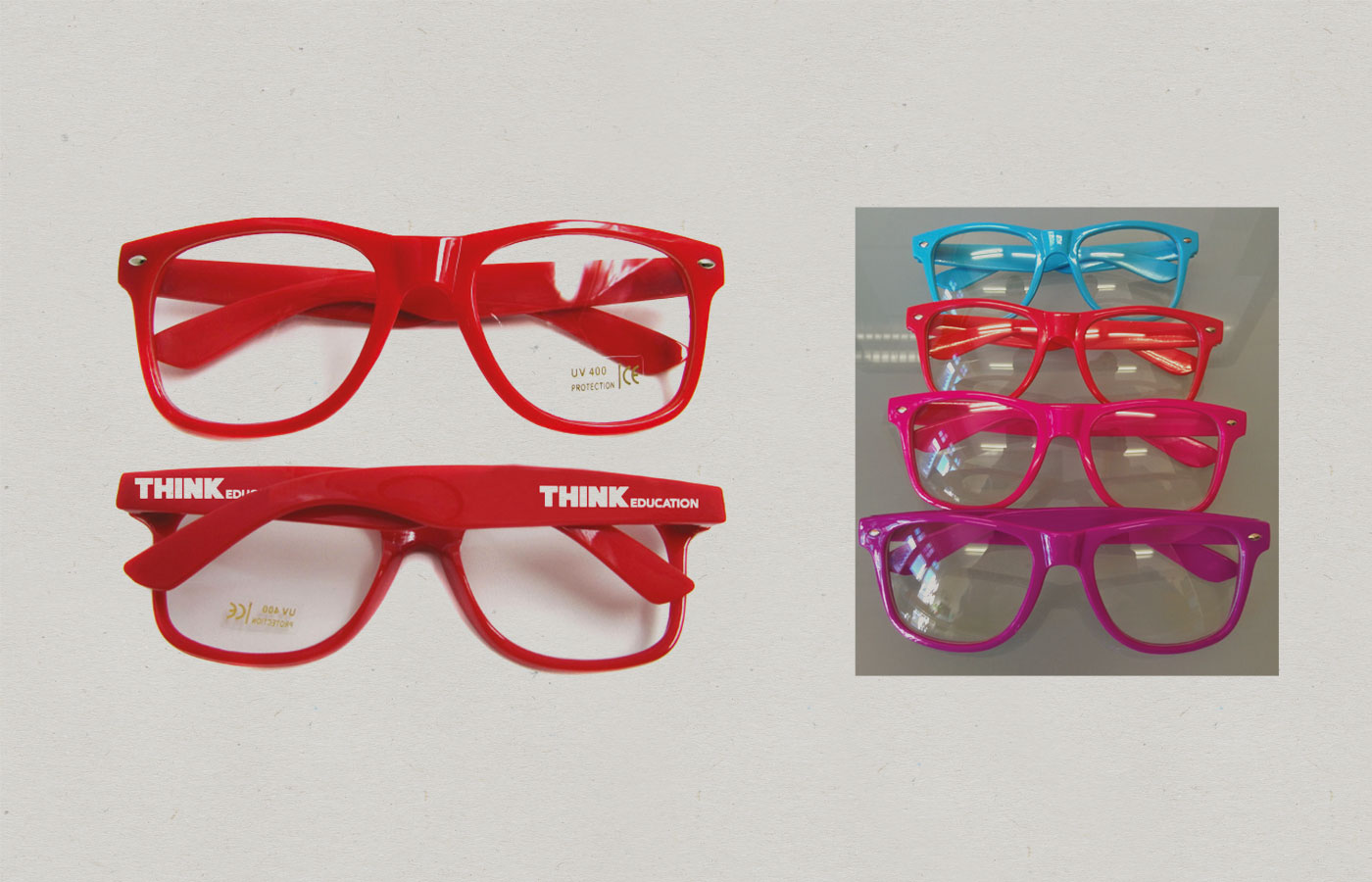 Think-Education-Design-Expo-Merchandise-Glasses